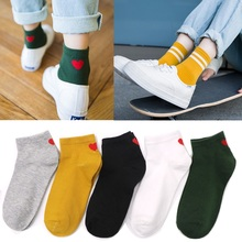 3pair Bright Colors Women Girls Ankle Socks Short Autumn Winter Warm Sock Casual Soft Cotton Comfortable Female Socks for Women