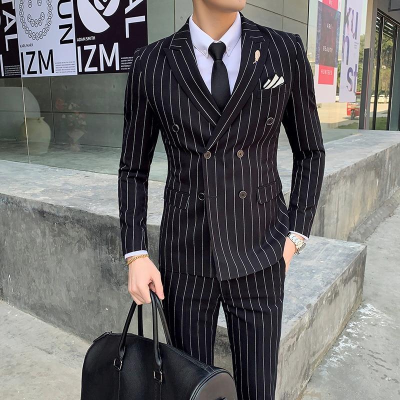 celebration : Costume Homme 2019 Elegant Formal Groom Men Dress Wedding Suits For Men Printed Floral Tuxedo Groomsmen Wedding Blazer Suits