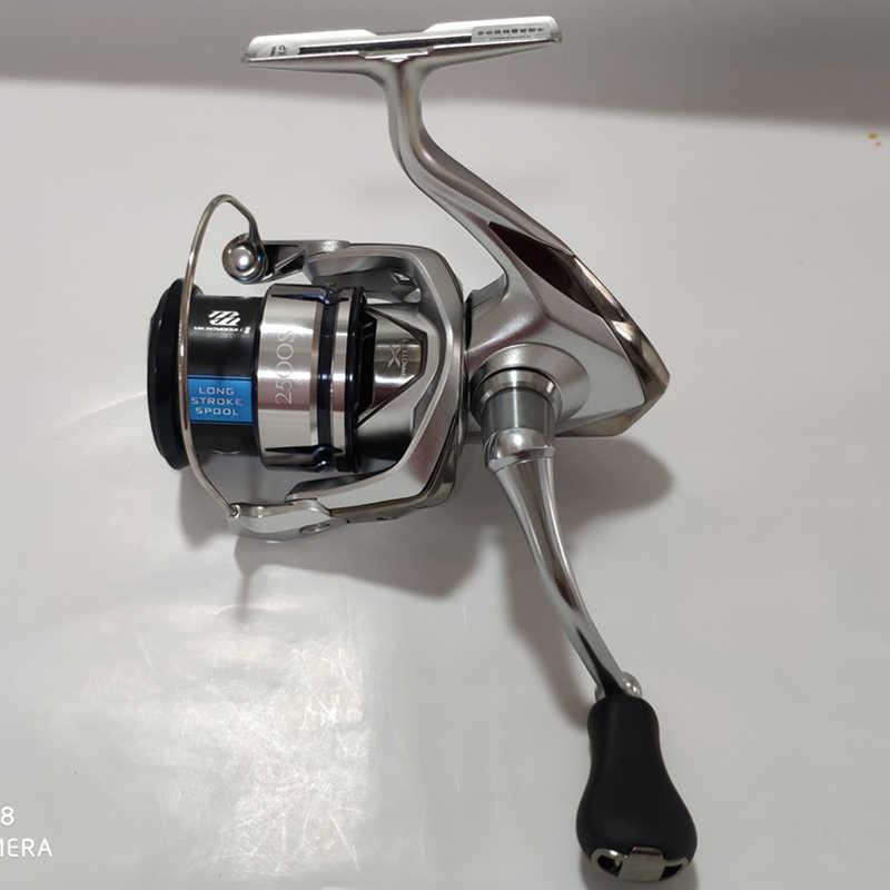 2019 Ondiepe Spool Shimano Stradic Fl 1000S C2000S C2000SHG 2500S 2500SHG Spining Vissen Reel
