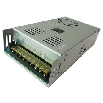 Single Output Ad To Dc 12V 15V 18V 24V 30V 36V 48V 60V 500W Switching Power Supply Voltage Current Without Digital Display image