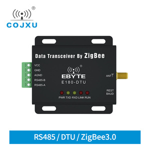 Image 2 - ZigBee 3.0 RS485 אד הוק רשת IoT אלחוטי משדר רדיו מודם E180 DTU (ZG120 485)
