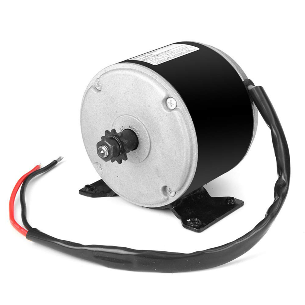 New <font><b>DC</b></font> 24V 350W 2500RPM Permanent Magnet Electric Motor Generator for Wind Turbine image