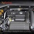 Для Seat FR Leon Toledo Ateca 1 4 T EA211 крышка двигателя крышка капота 04E103925H 04E103932D автостайлинг