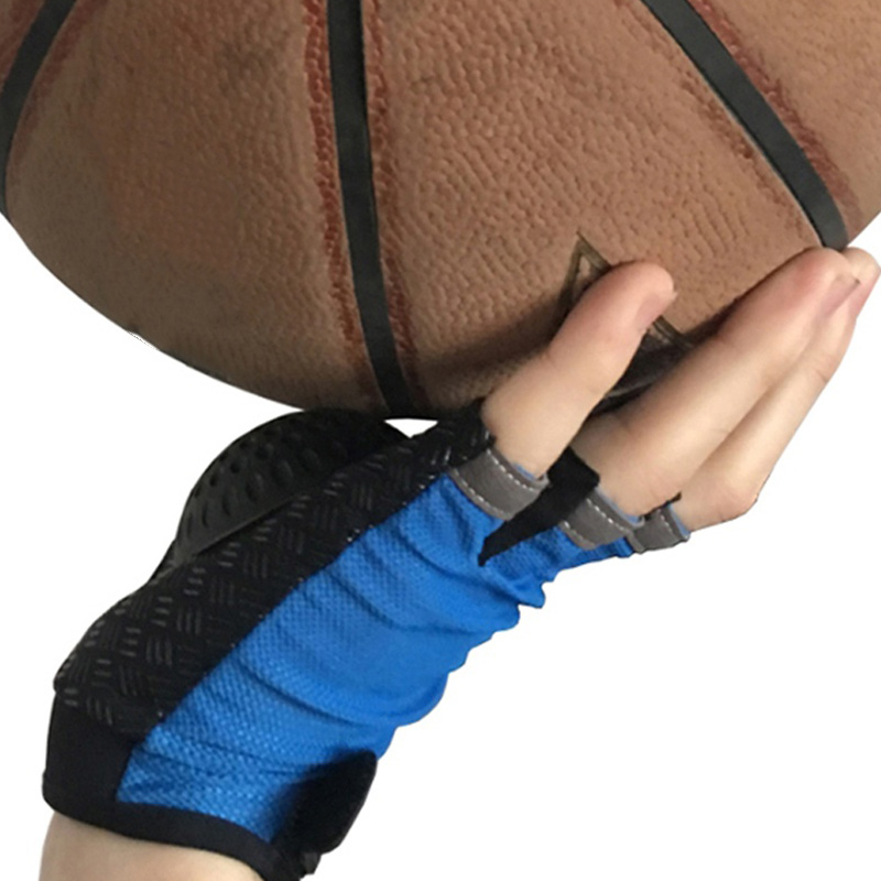 1 Pair Basketball Control Training Gloves Hand Shooting Skill Dribble Sports Accessories HB88