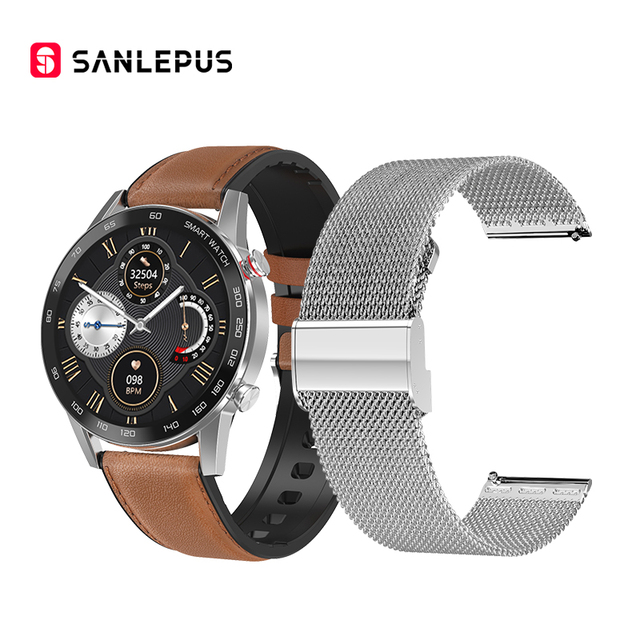 With Steel Strap
