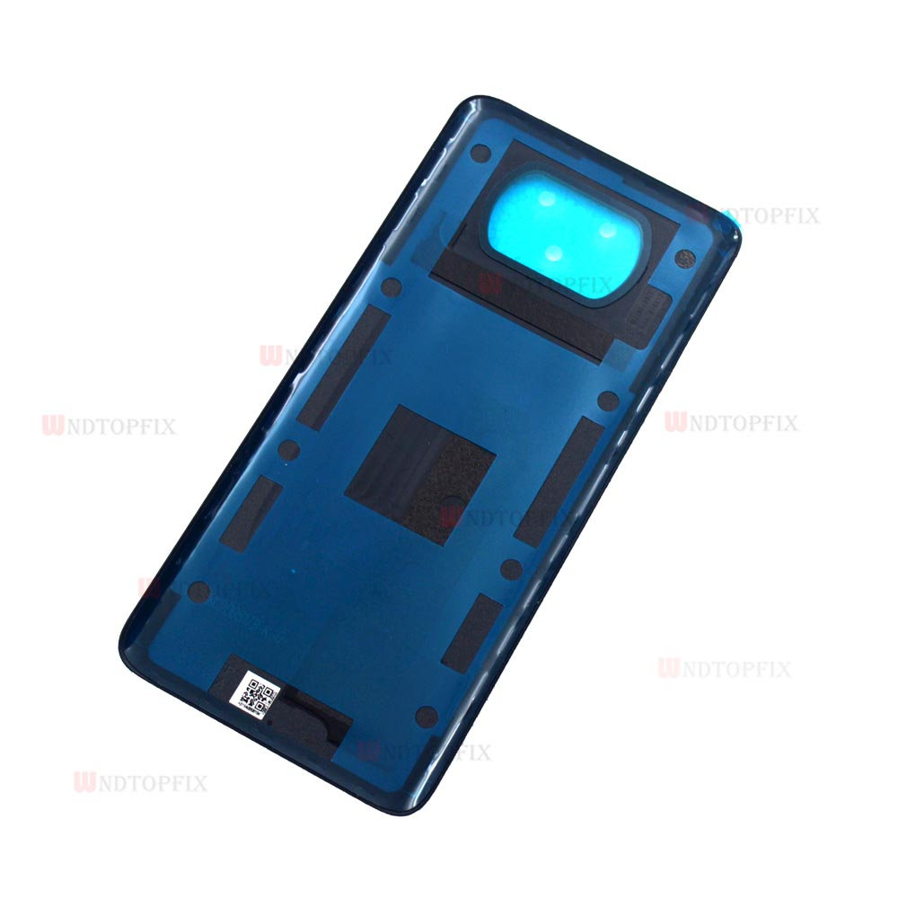 Poco X3 NFC Battery Cover