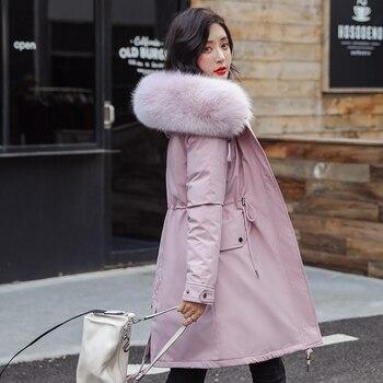 Elegantná dámska zimná bunda Terdea – 5 farieb
