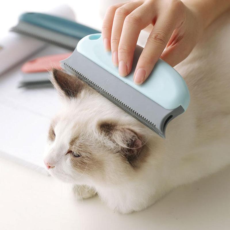 Multifunctional pet scraper Dogs Brush Short Long Hair Fur Shedding Remove Cat Dog Brush Grooming Tools Pet Dog Supplies