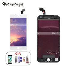 pantalla For iPhone 6 Plus 6plus LCD Display Screen Touch Digitizer For iphone 6p LCD Screen Assembly Replacement Parts+Tools