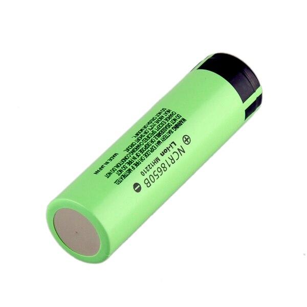 2 Sztuk NCR18650B 3.7V 3400mah 20A 18650 Bateria Litowa Akumulator 18650 Bateria Do Parownika E-papieros Parownik Bateria Do E-papierosa