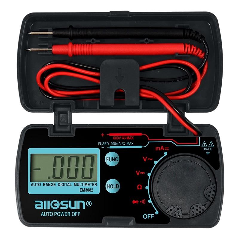 """""""all-sun"""" EM3081 EM3082 skaitmeninis multimetras 3 1/2 1999 - Matavimo prietaisai - Nuotrauka 2"""