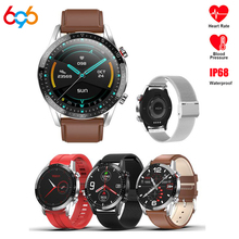 L13 Smart Watch ECG+PPG IP68 Waterproof Bluetooth Call Blood