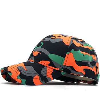 New Camo Baseball Cap Men Tactical Camouflage Snapback Hat For High Quality Bone Masculino Dad Trucker fishing cap - discount item  70% OFF Hats & Caps