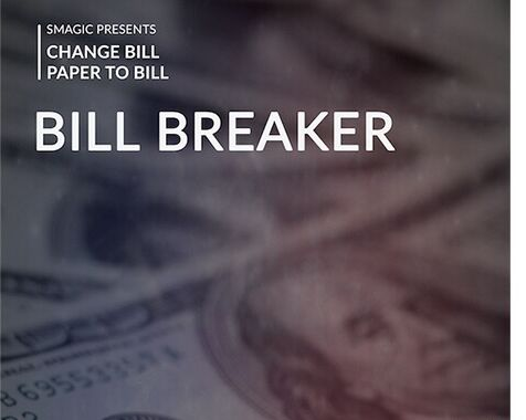 Bill Breaker By Smagic Productions  Online Instructions