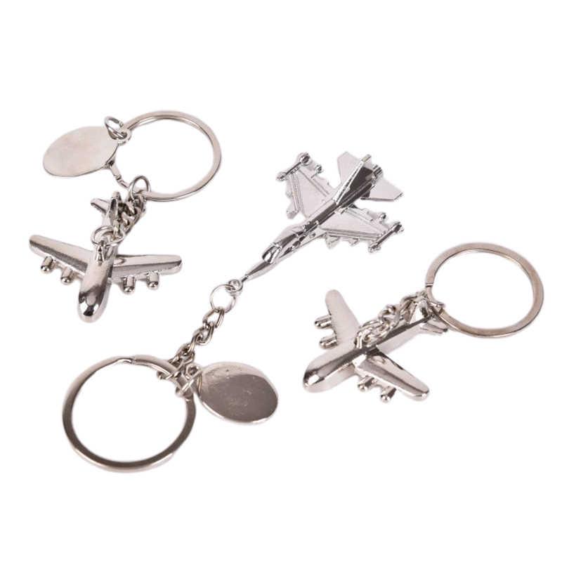 พวงกุญแจโลหะ Naval ชุดการบินของขวัญ Key Key CHAIN Air Plane Aircrafe Keyring