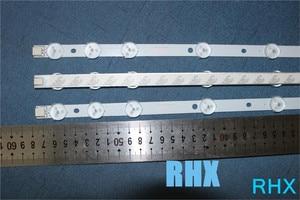 Image 5 - 6 adet/grup 11LEDs 574mm LED arka şerit değiştirme VESTEL 32D1334DB VES315WNDL 01 VES315WNDS 2D R02 VES315WNDA 01