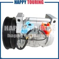 AC Compressor For Chevrolet Tracker L4 2.0L 1999 2000 2001 2002 2003 95200-67D00 95200-67D10 95200-70CF0 447300-807 447220-3110