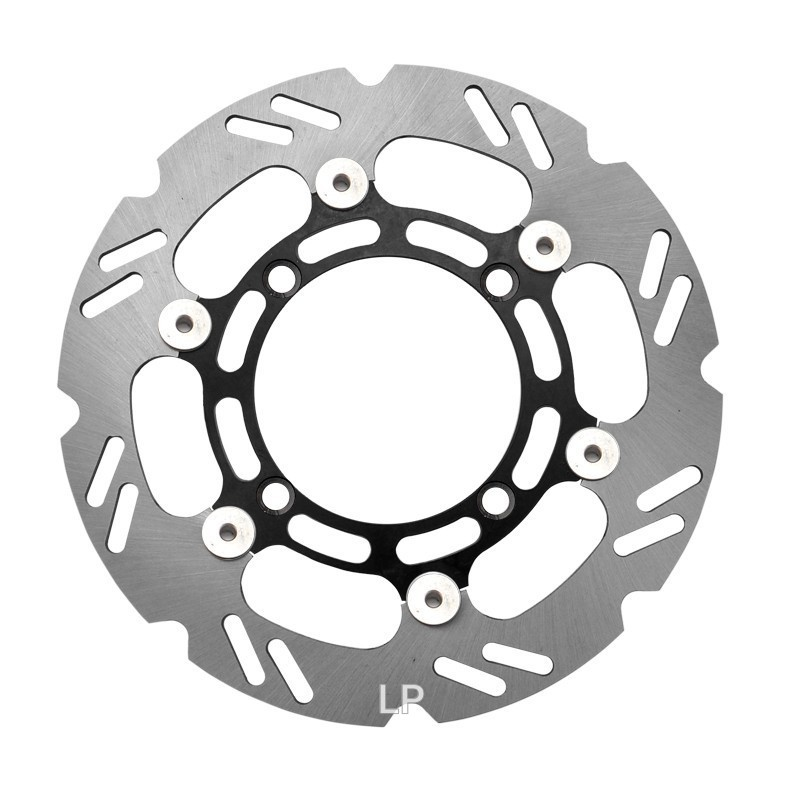 Motorcycle Front Brake Disc Rotor For KAWASAKI KX125 KX250 KLX250 RM-Z250 RMZ250 <font><b>KX</b></font> <font><b>125</b></font> 250 KLX 250 NEW image