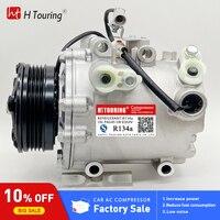 for Suzuki Swift III SX4 ac compressor MSC60CAS 95200-62JA0 AKC011H087 AKC011H088 AKC200A083A AKC201A083A