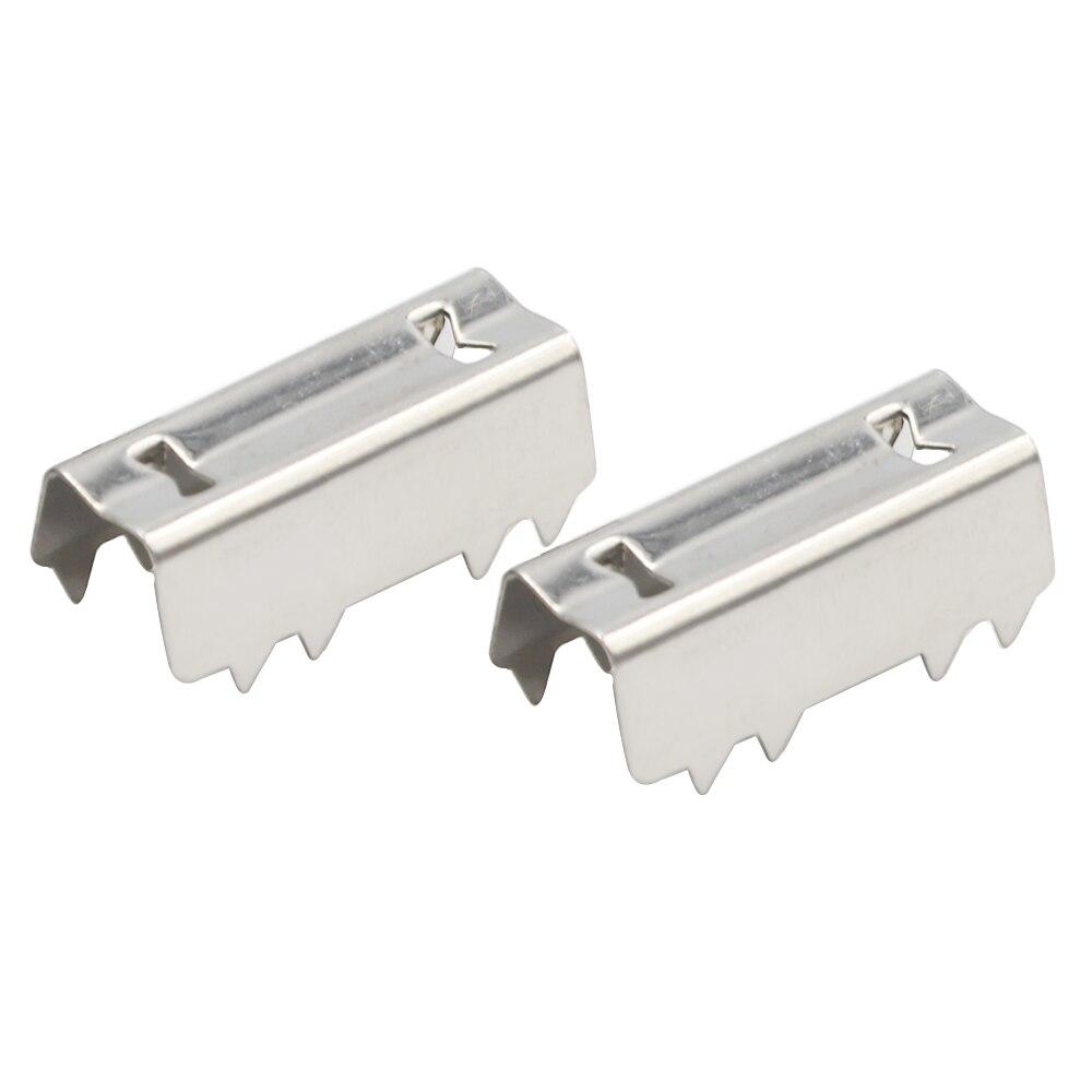 10pcs 3d Printer Open Belt Clip Open-end Timing Belts Openbuilds Belt Clamp Crimp Style