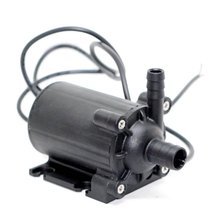 цена на Water Pump Magnetic Isolation Electric Mini Water Pump Copper Motor Brushless Submersible Pump For Aquarium Fish Tank