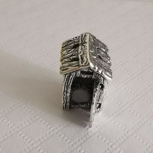 Image 2 - דבקון 925 סטרלינג כסף את משרד קסם חרוז אירופאי תכשיטים