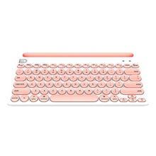 Schlank Tragbare Mini Drahtlose Bluetooth Tastatur Für iPad 10,2 Tablet Laptop Smartphone Unterstützung IOS Android-System Telefon Universal