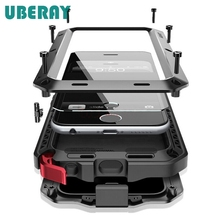 Усиленная защита UBERAY, металлический алюминиевый чехол для Huawei P30Pro P30 Mate20pro Mate20, противоударный чехол, чехол, чехол