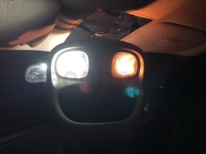 Image 4 - Canbus białe oświetlenie wnętrza + lampka tablicy rejestracyjnej żarówki do Jeep Grand Cherokee 1998 2017 WJ WK MK1 MK2 LED mapa światło kopuły