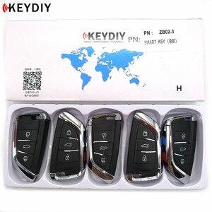 Image 4 - جديد الأصلي KEYDIY KD الذكية مفتاح العالمي متعددة الوظائف ZB سلسلة التحكم عن بعد ل KD X2 مفتاح مبرمج