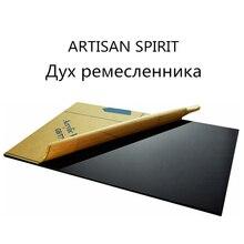 1piece A4 Black Extruded Acrylic Plexiglass Perspex Sheet PMMA Plate Board 297x210mm