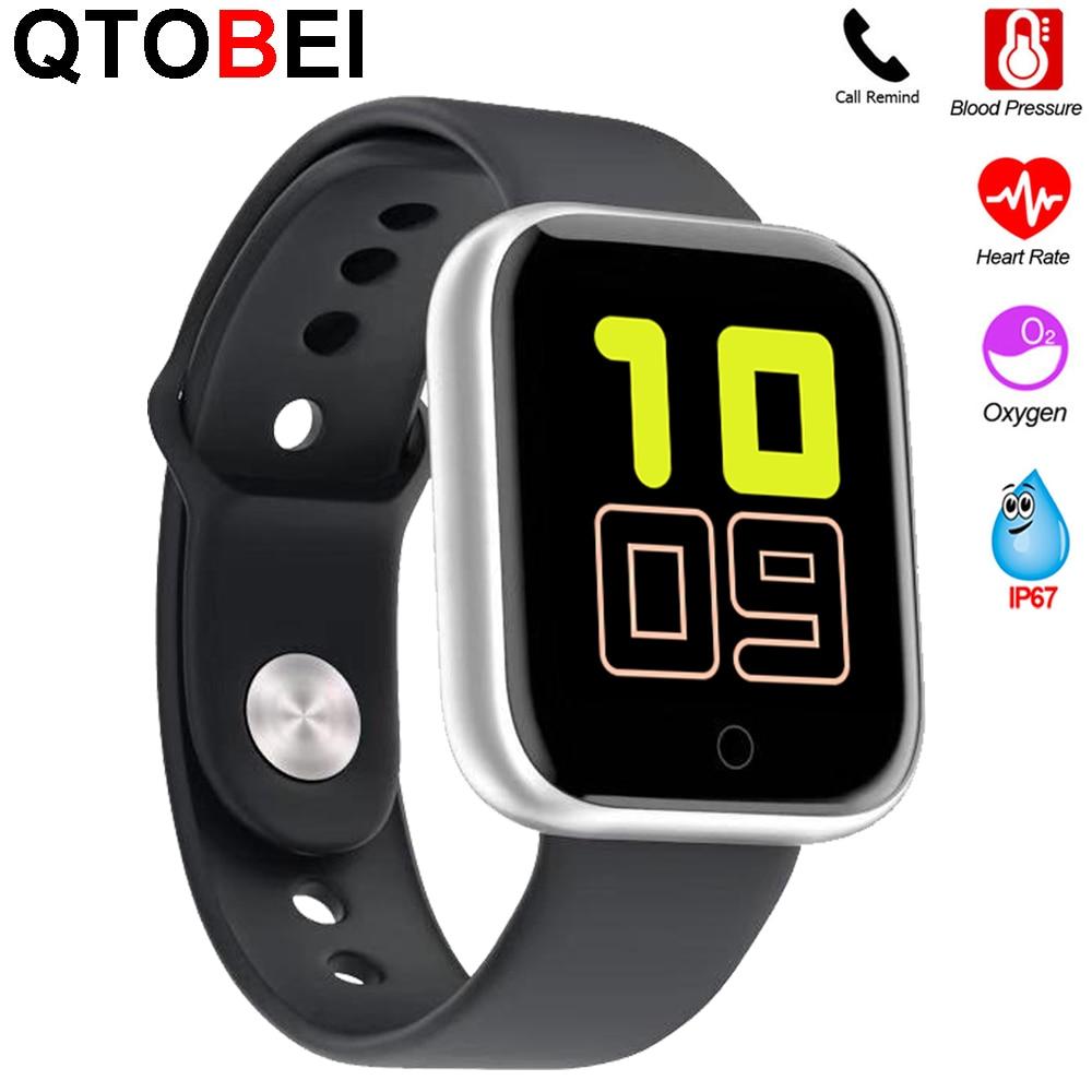 Smart Band Watch Fitness Tracker Bracelet Smart Bracelet Watch Blood Pressure Heart Rate Monitor Smartband Wristband Men Women
