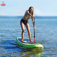 Stand up Paddle kayak Water Sports Aqua Marina Breeze 9'9 BT 19BRP Inflatable Surfboard Outdoor Inflatable Fishing Boat
