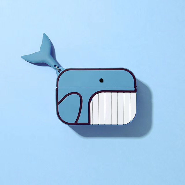 E7539-Cute Whale Case for Airpods Pro-4