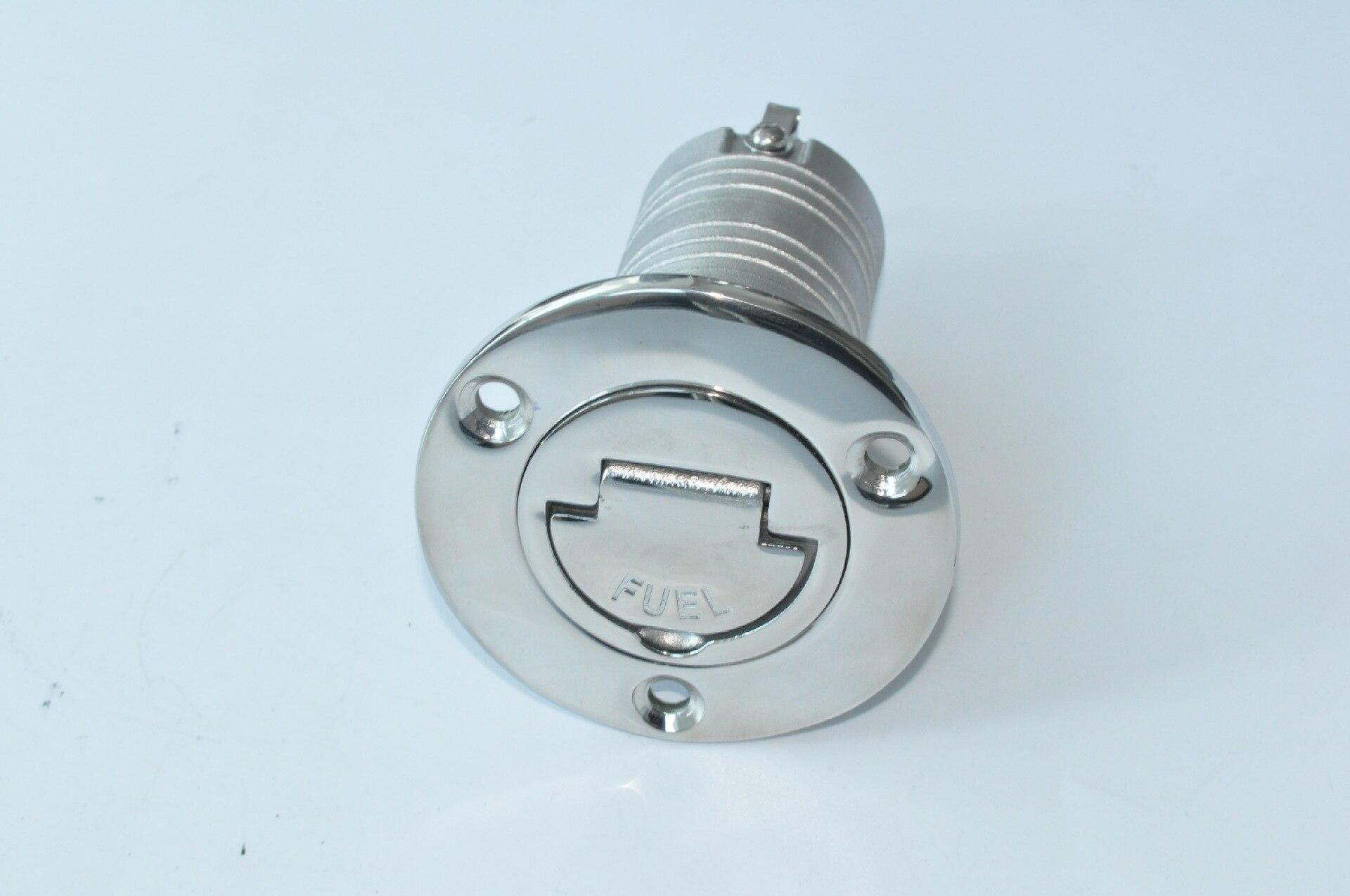 Multi-Model Marine Gas Cover Stainless Steel Filler Opening Wu Shui Kou Marine Hardware Yacht Accessories