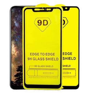 Image 5 - 100pcs 9Dกาวเต็มกระจกนิรภัยสำหรับMOTO G8 PLUS/G8 Play/G8 Power/G7 Play/G7 Power/E6 PLUS/E6 Play 2.5Dป้องกันหน้าจอ