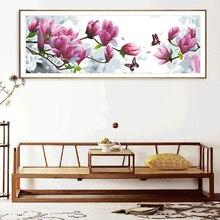 Современные орхидеи цветы холст настенные картины художественные
