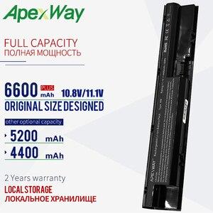 4400mAh аккумулятор для ноутбука HP ProBook 450 470 440 G0 455 G1 707616-242 FP06 H6L26AA H6L26UT