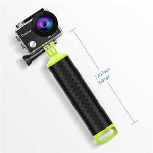 Image 1 - Universal Floating Hand Grip Waterproof Handle Hand Grip Buoyancy Bar Monopod for Gopro Hero 5 4 3 Xiaomi Yi Action Camera 2 4K