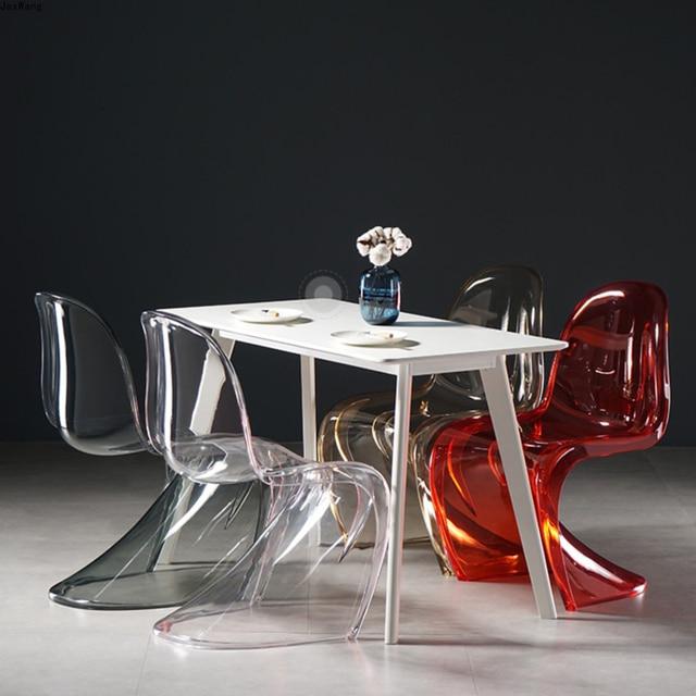 Transparent Modern Chair 5