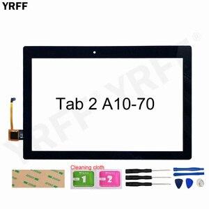 Image 2 - 10.1 レノボタブ 2 A10 70 A10 70F A10 70L A7600 A7600 F A7600 H タッチスクリーンガラスパネルの交換