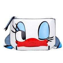 Cartoon Women Waist Pack Cute girls Banana Fanny Fashion Belt Bag High Quality PU Lady Chest Belly bags Hip Bum