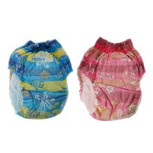 40JC Baby Swim Diaper Waterproof Adjustable Cloth Diapers Pool Pant Swimming Diaper Cover Reusable 2-3 Times Washable Baby