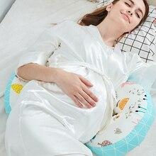 Многофункциональный U-образный подушка поддержка живота для беременных женщин бортовых слиперов защитить талии сон подушка талии подушки для беременных