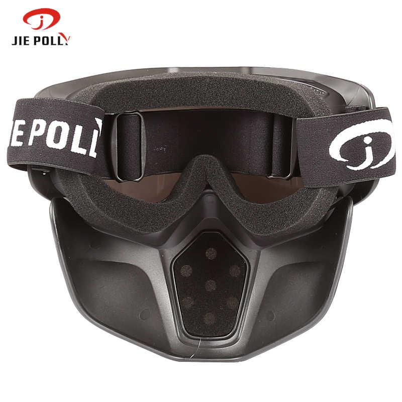 Sportowe okulary do przechowywania sporty narciarskie okulary do skuterów śnieżnych mężczyźni kobiety śnieg szkło skuter narciarski snowboard soczewki maska narciarska