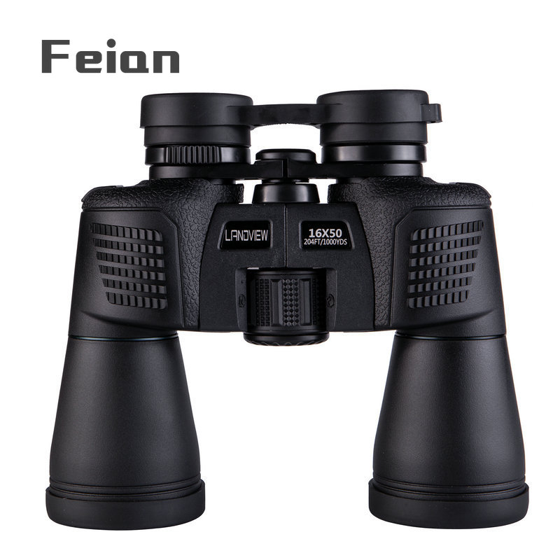 Telescope <font><b>16x50</b></font> <font><b>binoculars</b></font> high power HD low light night vision profession <font><b>binocular</b></font> outdoor camping hunting fishing telescopes image