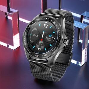 Image 2 - SENBONO ספורט IP68 עמיד למים גברים שעון חכם שעון Bluetooth 5.0 נשים כושר Tracker 2020 Smartwatch עבור IOS אנדרואיד