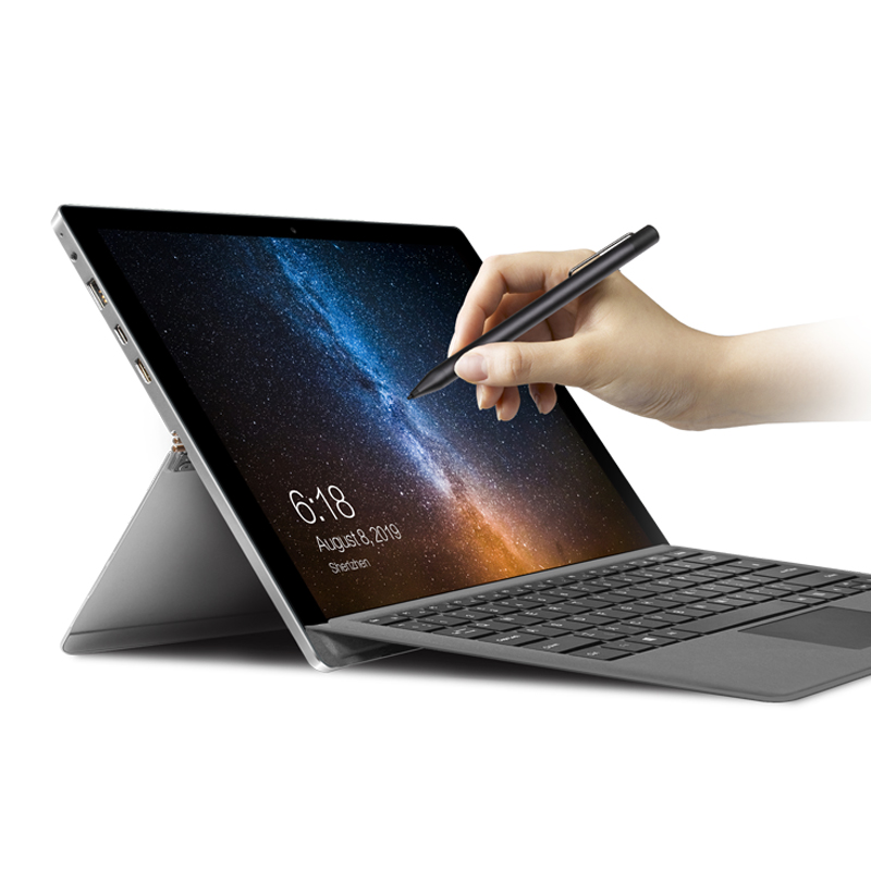 12.6 Inch 2880*1920 Win10 VOYO Vbook I7 2 In 1 Tablet PC Intel Dual Core 3865U 8G DDR 128/256G SSD Dual Cameras HDMI BT 4.0