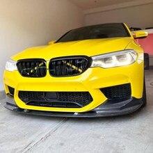 Tiras de Guarnição Grade dianteira Para BMW F01 F02 F07 F10 F11 F20 F21 F22 F23 F30 F32 G20 3 4 5 Series Capa Quadro Decorações Autocolantes
