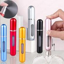 Cosmetics Perfume Atomizer Spray Bottle Perfume Dispenser Hairdressing Supplies Sprayer Refillable Perfume Atomizer Travel Set